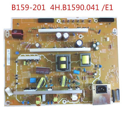 TH-P42X50C TH-P50X50C Power Board for Panasonic B159-201 4H.B1590.041 /E1 N0AE6JK00006