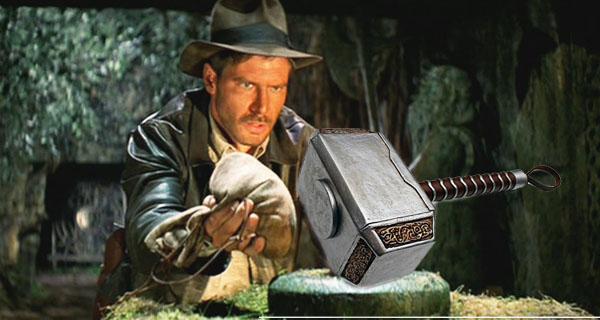 Indiana Jones y la busqueda del Mjolnir
