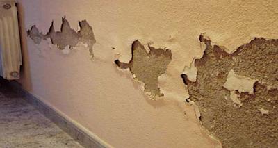 طريقه مذهله للقضاء على رطوبه الجدران