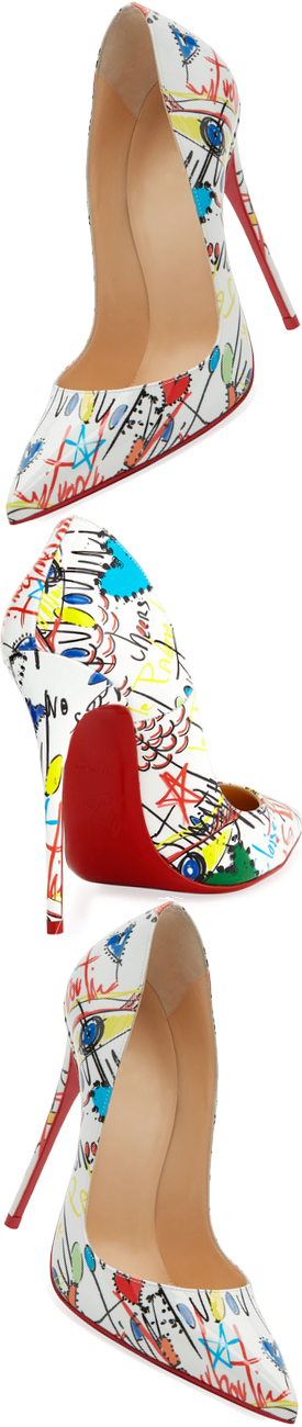 Christian Louboutin Jersey Loubitag Platform Red Sole Sandal