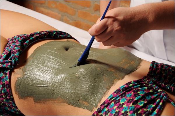 Resultado de imagem para argila verde reduz barriga