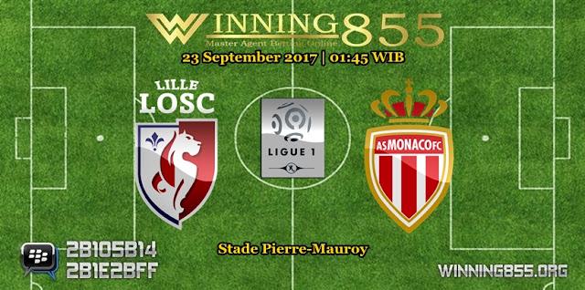Prediksi Skor Lille vs Monaco