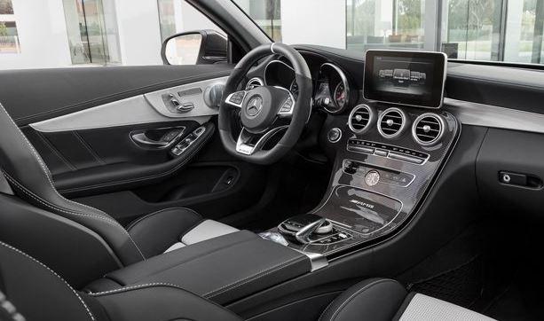 2017 Mercedes-AMG C63 S Cabriolet Interior
