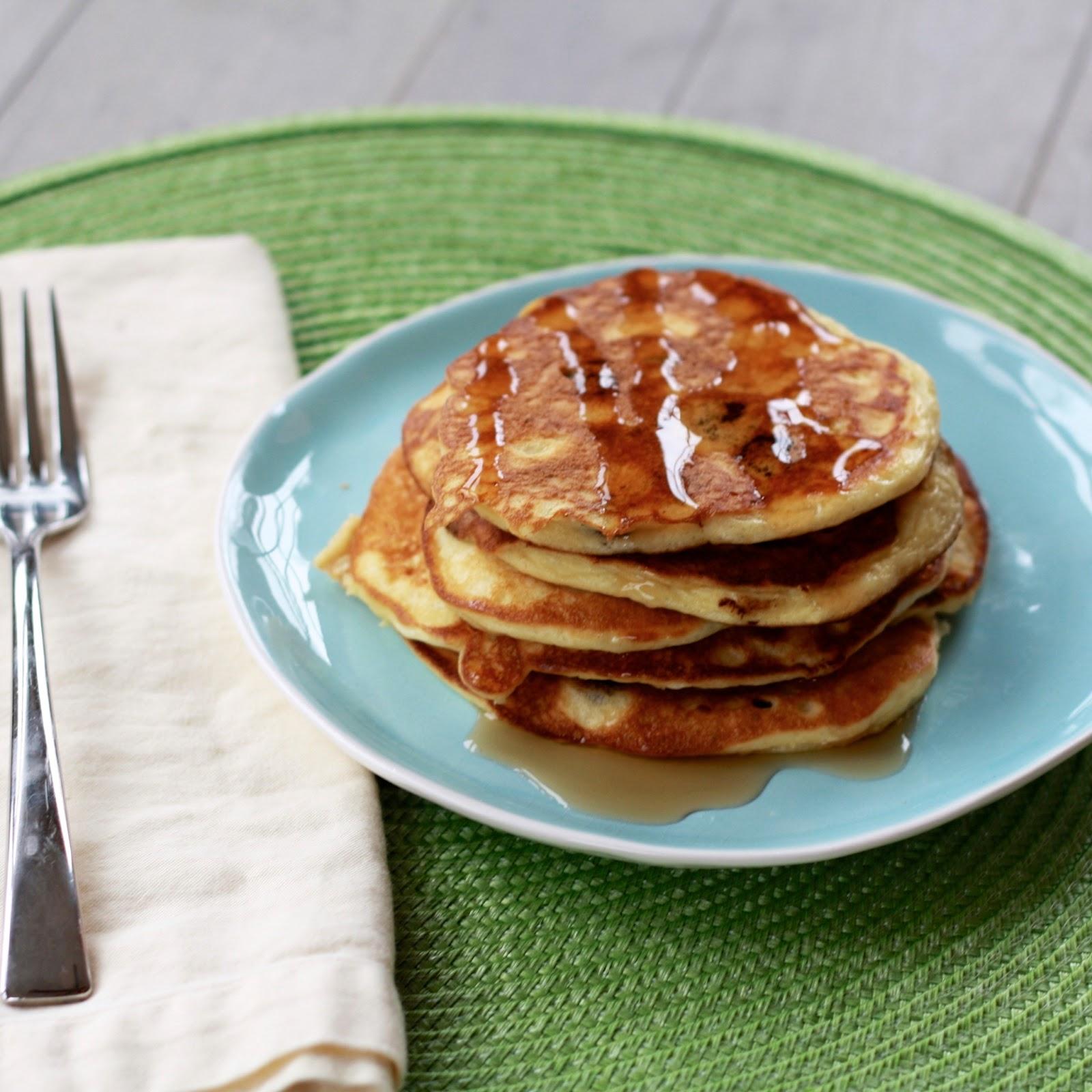 Smitten Kitchen Pancakes: Sour Cream Pancakes