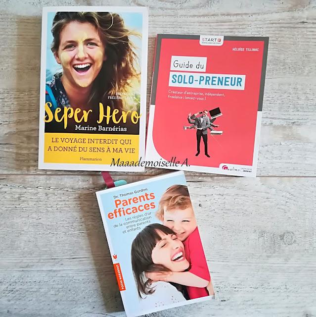 > Seper Hero > Guide du solo-preneur > Parents efficaces