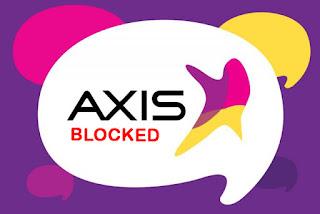 mengatasi kartu axis tidak bisa internetan
