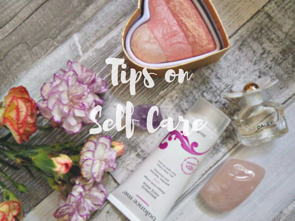 Tips on Self Care