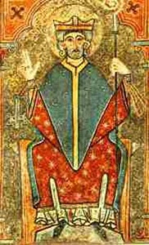 IMG ST. PAULINUS, the Merciful, Bishop of Nola