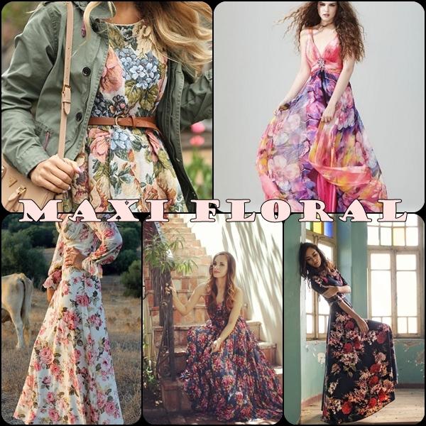 Estampas Maxi Floral
