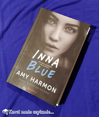 "Amy Harmon ""Inna Blue"""