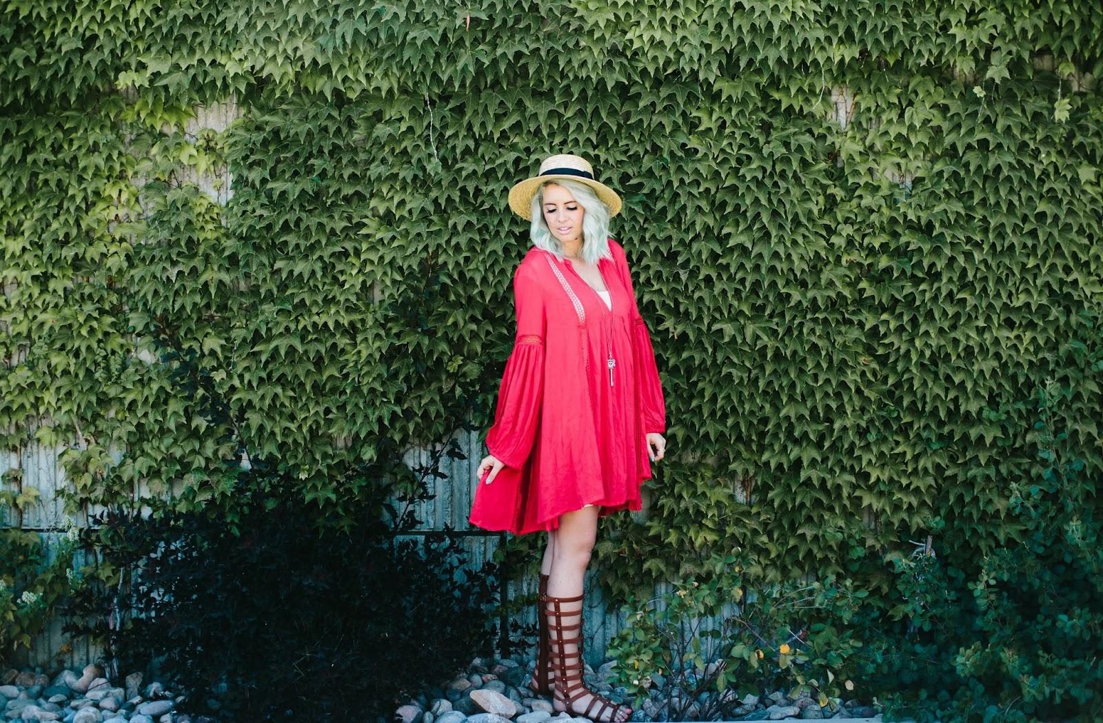Free People, Fashion Blogger