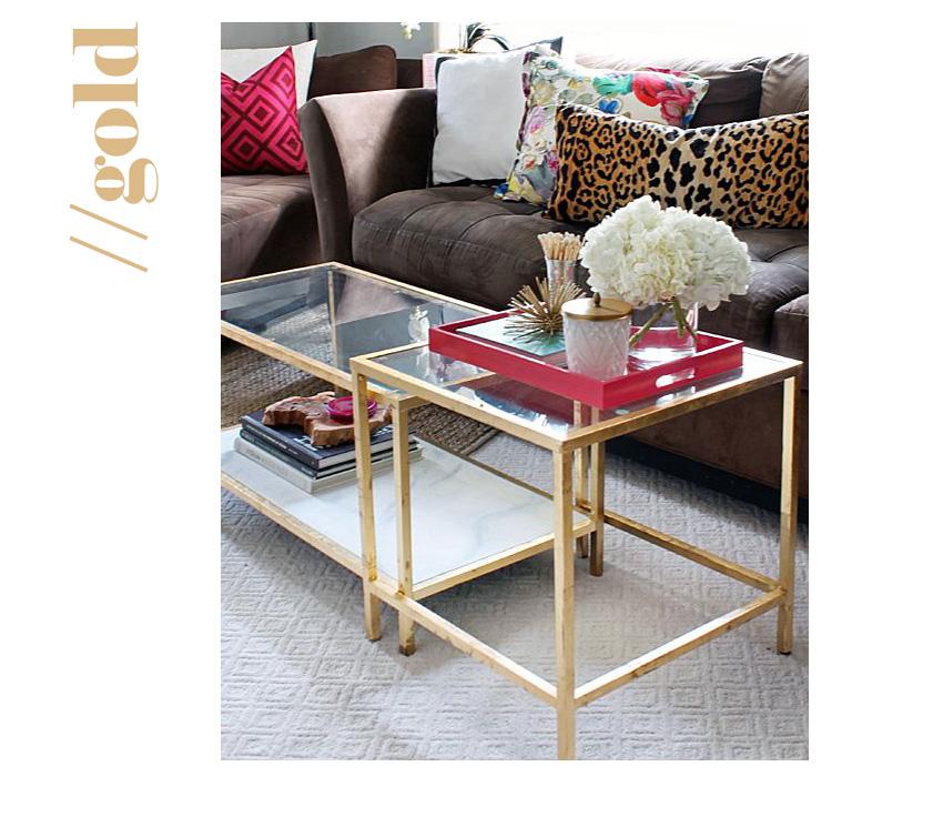 Vittsj original o tuneado un b sico de ikea con mil - Ikea mesas de tv ...