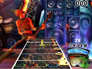 Guitar Hero III Hacked Suicide (PS2)