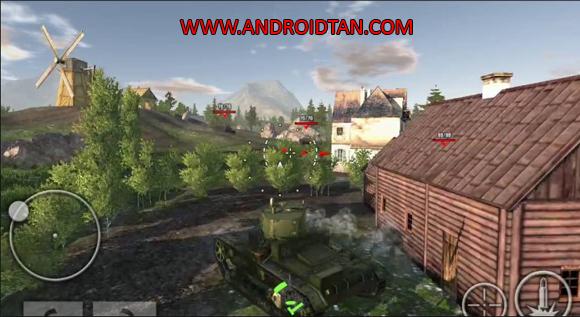 terbaru kepada kalian semua sehingga kalian sanggup bermain game yang terupdate setiap harin World Of Steel Tank Force Mod Apk v1.0.7 Unlimited Money Terbaru