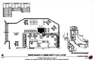 WCC Library Learning Commons: Coffee Shop Update