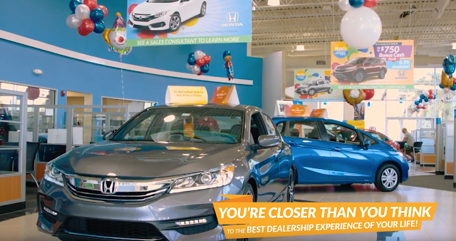 The Best Dealership Experience of Your Life at RiverTown Honda