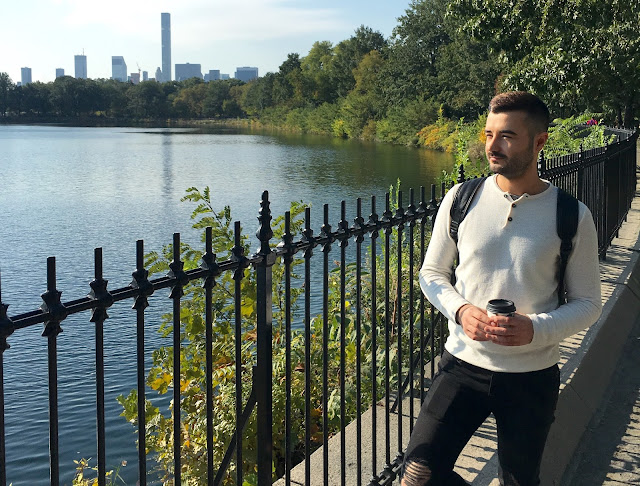 Central Park - New York City Guide - Bearded Couture