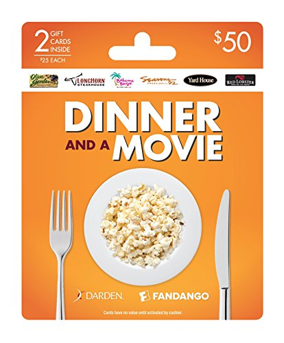 sasaki time  giveaway  dinner and a movie gift cards