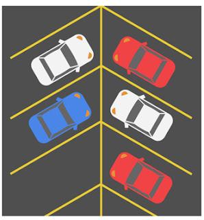 parking lot clipart