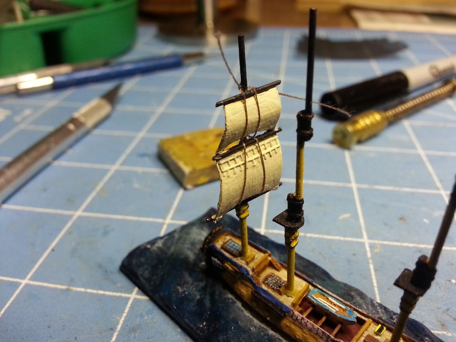 Sail mount 1