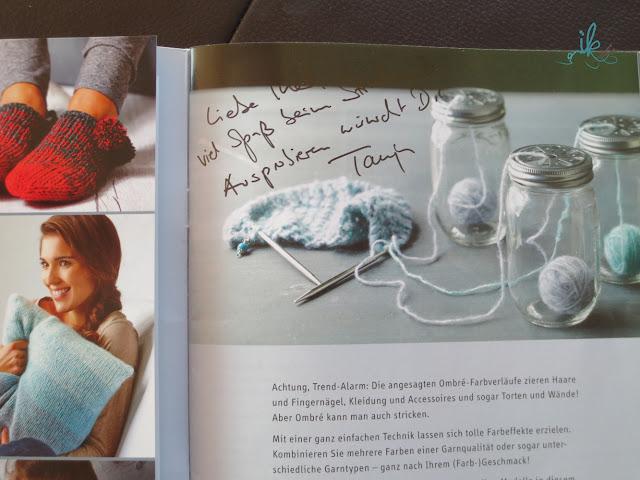 Buch Ombré stricken von Tanja Steinbach