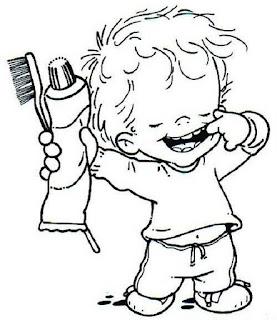 Recursos para bebés: ¡¡ A lavarse los dientes