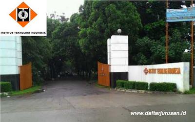 Daftar Program Studi ITI Institut Teknologi Indonesia Serpong