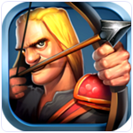 Clash+of+archers+android+app