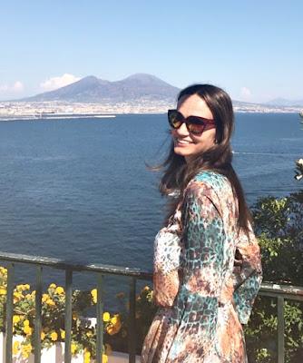 Pompéia, Vulcão erupção, Napoli