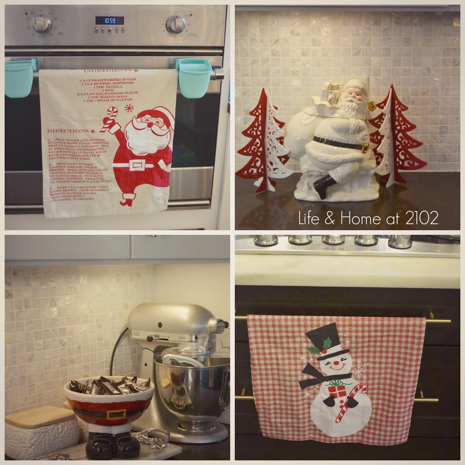 Christmas In The Kitchen: Life & Home At 2102: Christmas In The Kitchen