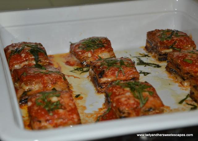 Italian pasta at Palazzo Versace Dubai