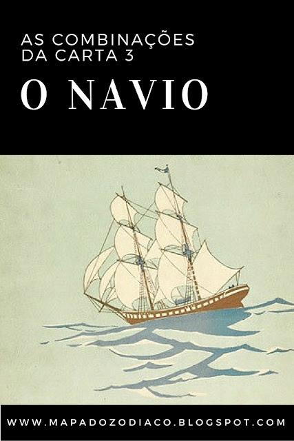 combinacoes da carta cigana 33 o navio lenormand
