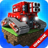 Blocky Cars Online v4.6.0 Mod Apk Full Version
