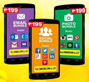 Sun Cellular Introduced iBundles, Unlimited Access to Group of Apps for Only Php199