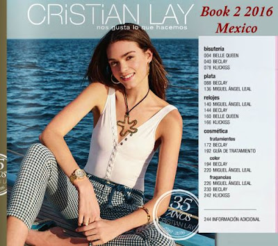catalogo general 2 2016 cristian lay