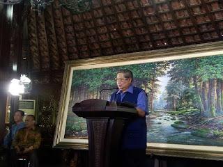 SBY : Ahok Harus Diproses Secara Hukum, Jangan Sampai Dianggap Kebal Hukum