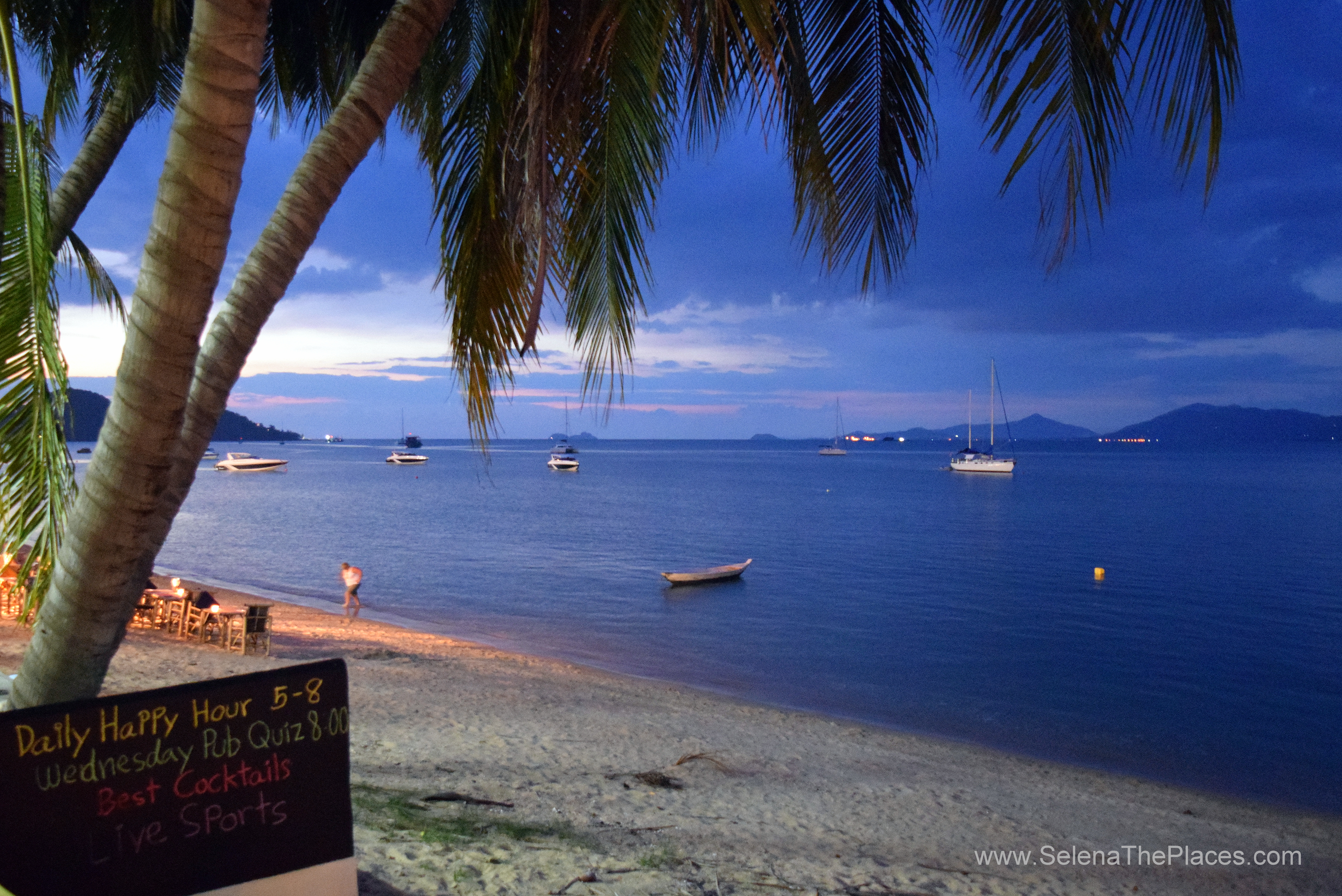 Fisherman's Village in Koh Samui, Thailand