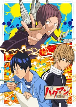 Download [Batch] Bakuman S3 BD Subtitle Indonesia