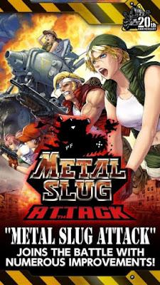METAL SLUG ATTACK Apk v1.12.1 Mod (Infinite AP)