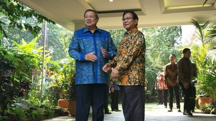 Demokrat: Ternyata Prabowo Kardus!