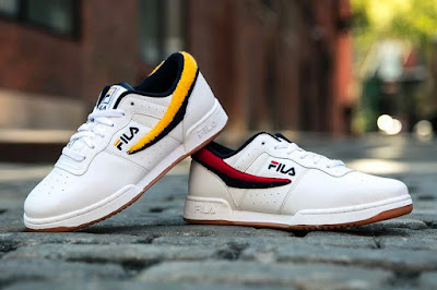 72ee2c6c9a7588 The new link-up sees two collections centered on the returning FILA Spoiler  and the FILA Original Fitness