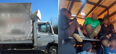 Συνελήφθησαν 2 άτομα που επιχείρησαν να διευκολύνουν την παράνομη έξοδο αλλοδαπών από τη χώρα