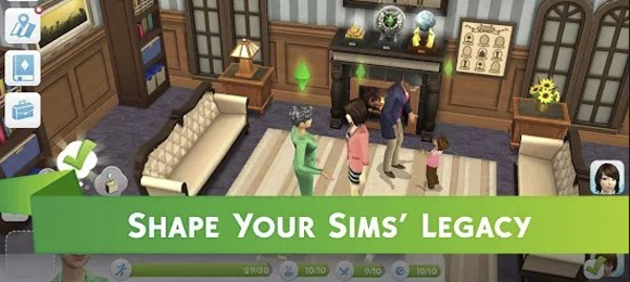 The Sims Mobile Mod Apk for Android