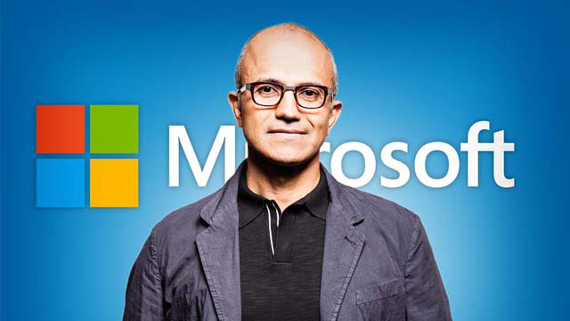 CEO of Microsoft