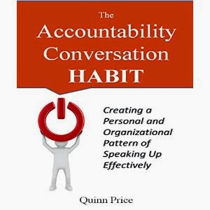 accountability conversation habit, quinn price, speak effectively