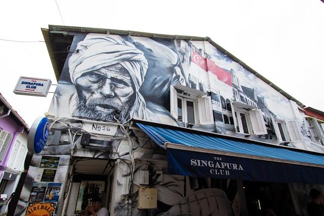 Quartiere arabo-Singapore