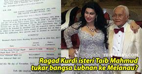Thumbnail image for Isteri Taib Mahmud, Ragad Kurdi Tukar Bangsa Melanau Dapat Kritikan Netizen