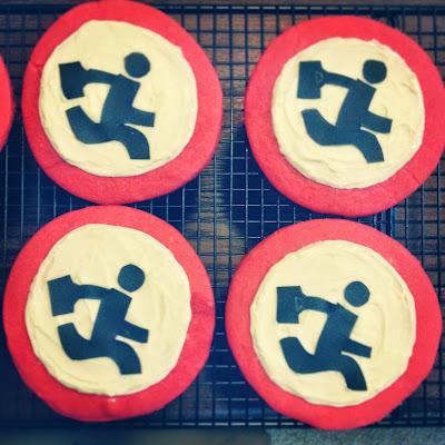 baking, cookies, nerd herd, chuck,