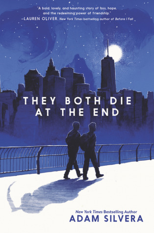 Hora de Ler: They both die at the end - Adam Silvera