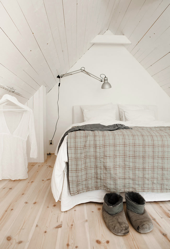 The cozy scandinavian farm guest house of Daniella Witte in Sweden